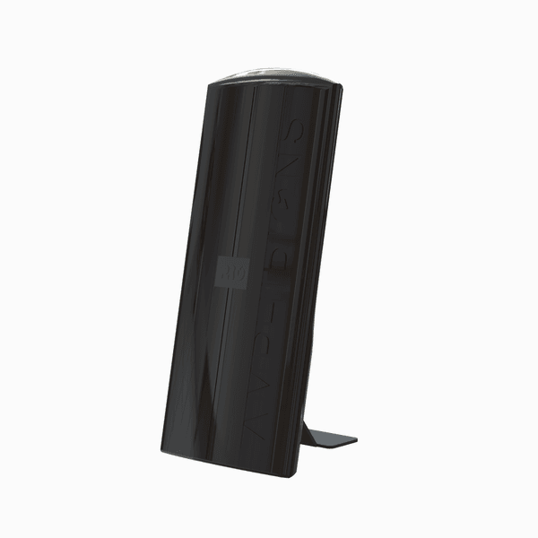 Antena Amphibions Interna/Externa Led Amplificada LTE - VHF / UHF / HDTV Digital