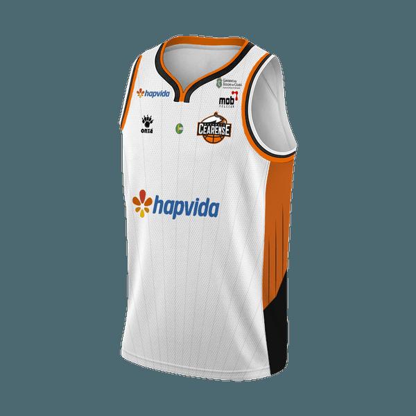 Camisa Basquete Cearense 2019 Uniforme 1