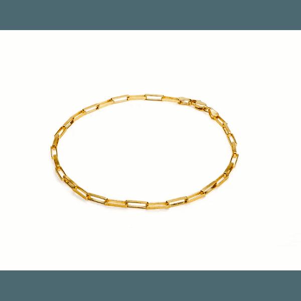 Pulseira Cartier Maciça Ouro 18k