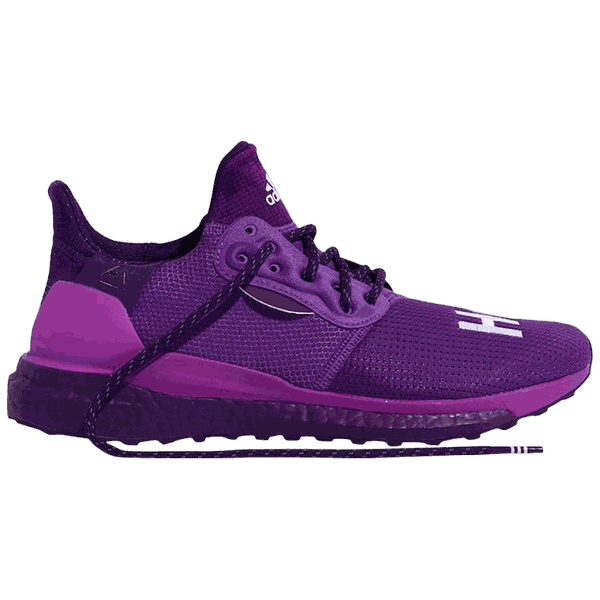 TÊNIS ADIDAS PHARREL X SOLAR HU GLIDE ACTIVE PURPLE