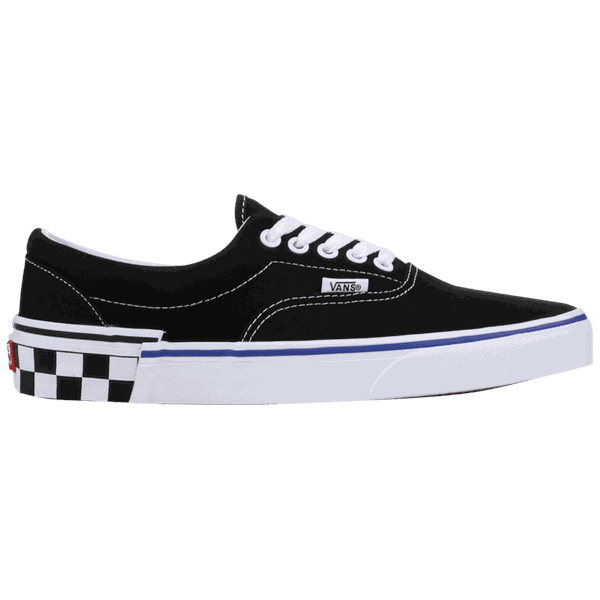 TÊNIS VANS ERA CHECK BLOCK - BLACK