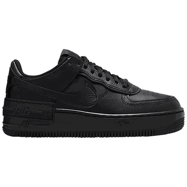 TÊNIS NIKE AIR FORCE 1 SHADOW TRIPLE BLACK