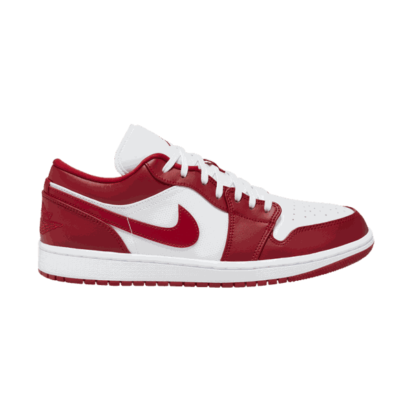 Tênis Nike Air Jordan 1 Low Gym Red