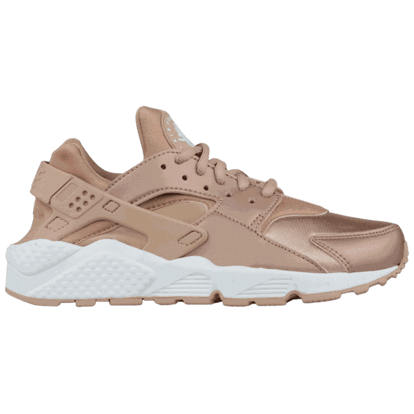 TÊNIS NIKE AIR HUARACHE ROSE GOLD