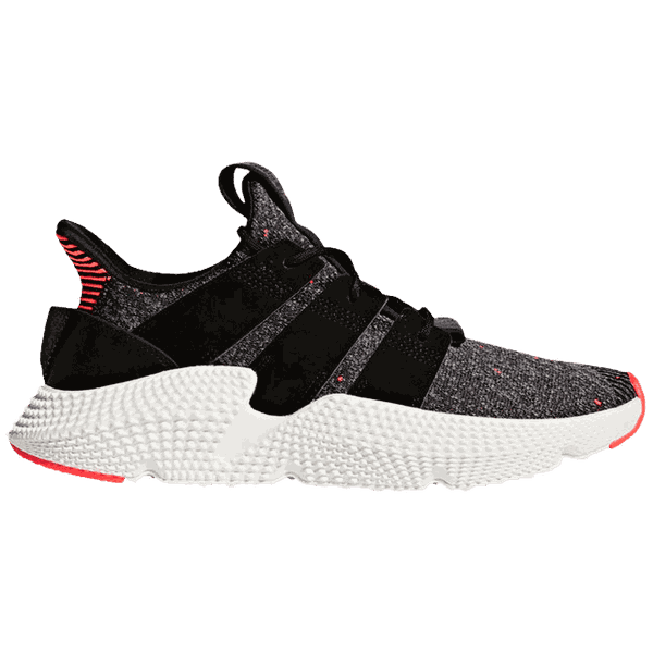 TÊNIS ADIDAS PROPHERE CORE BLACK / SOLAR RED