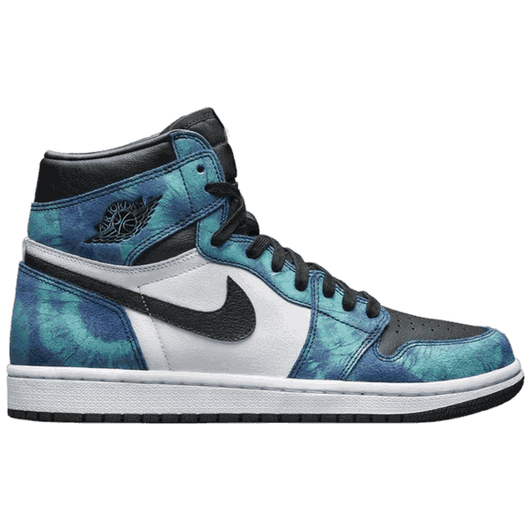 TÊNIS NIKE AIR JORDAN 1 HIGH TIE-DYE