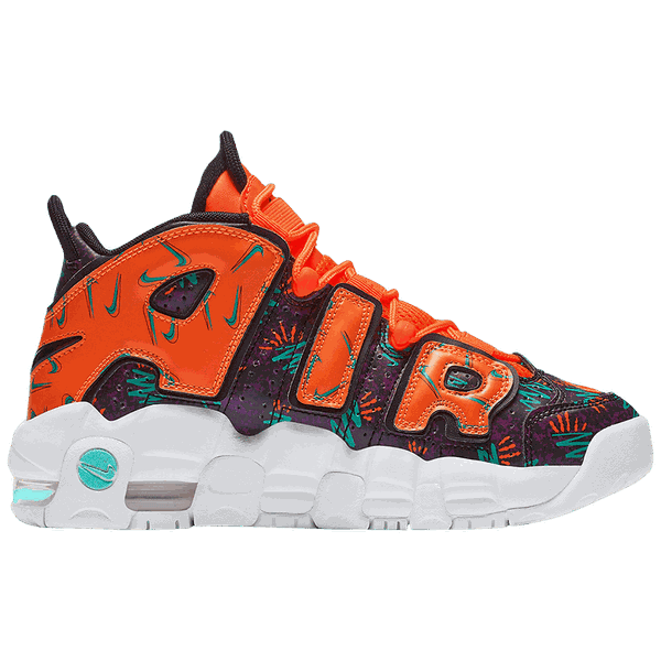 TÊNIS NIKE AIR MORE UPTEMPO WHAT THE 90S