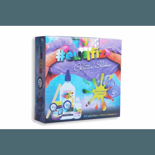 Kit 1 Glitter Slime #EUQFIZ