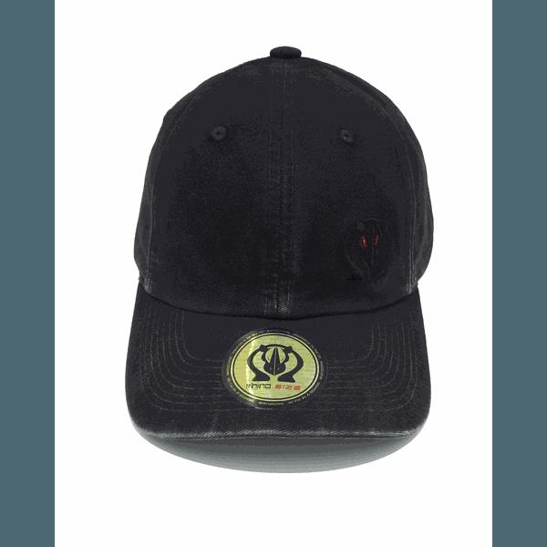Boné Dad Hat Estonado Preto