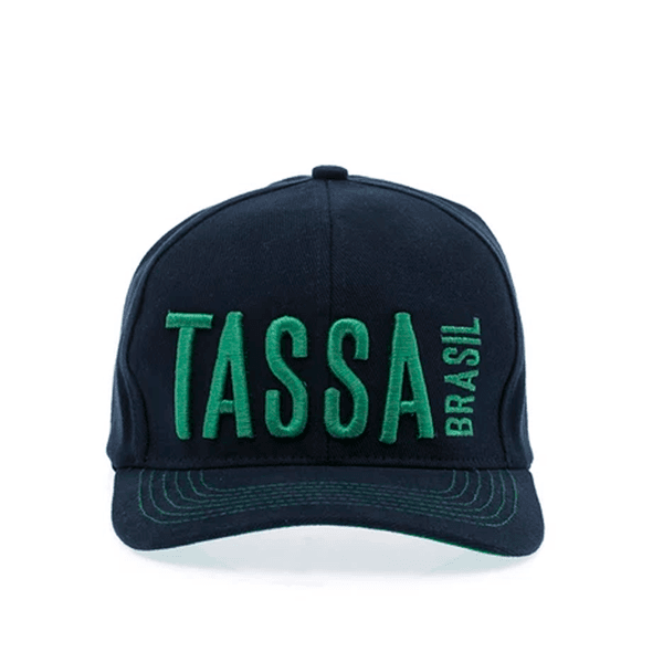 Boné Tassa Aba Reta Marinho/Verde