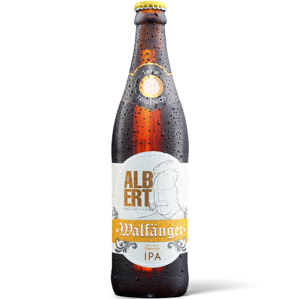 Cerveja Albert German IPA 500ml Walfänger