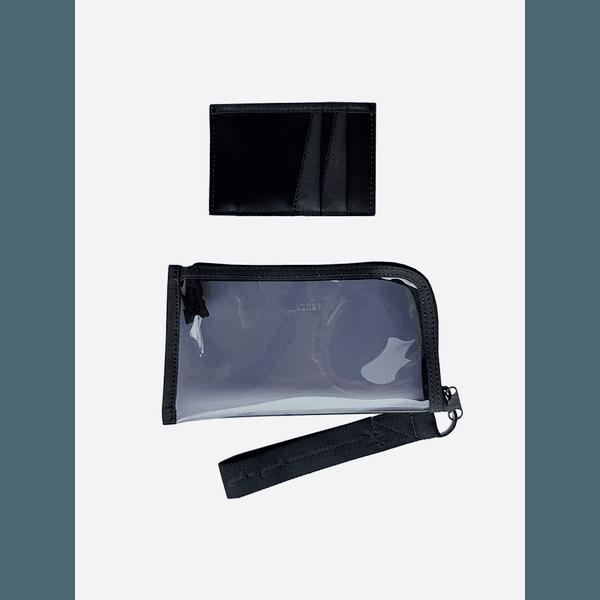Kuori All Black - Case + Porta-Cartões