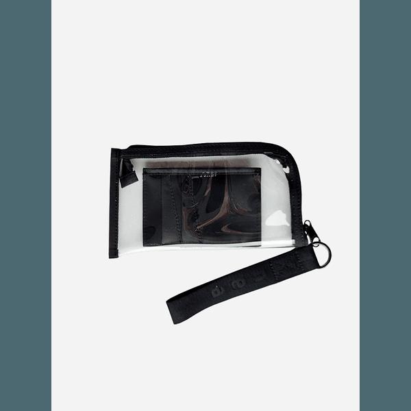 Kuori Cristal Black - Case + Porta-Cartões