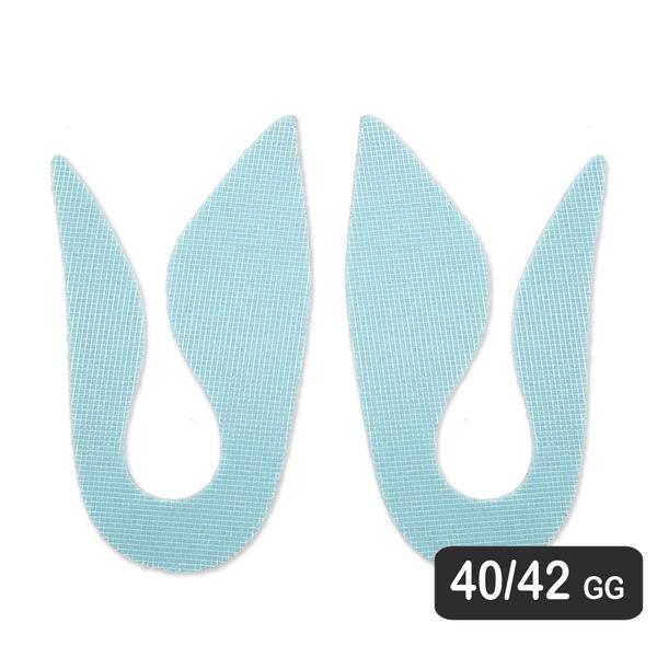 Ferradura de resina fluídica - plana 40-42