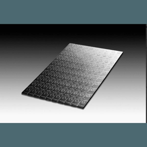 Barras de Prata 100x1 gramas - Valcambi Silver CombiBar™