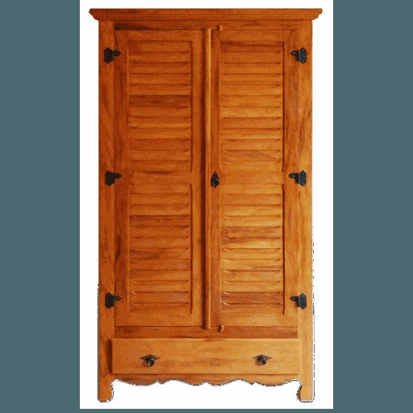 Armário porta veneziana