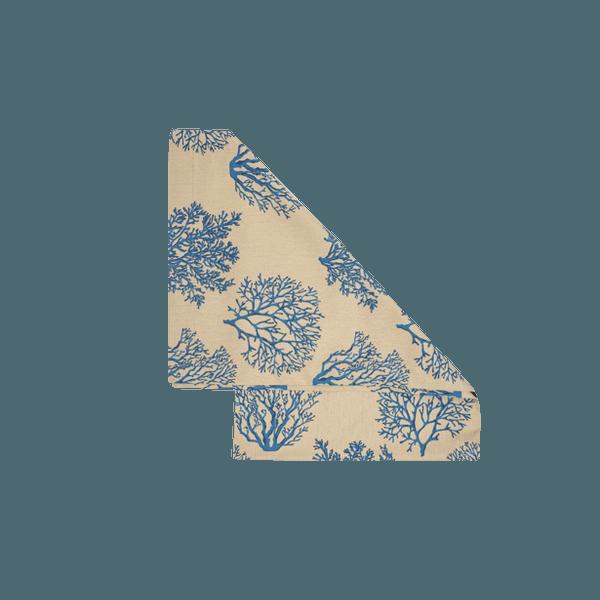 Passadeira Coral Azul