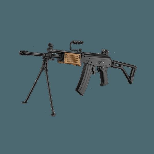 Rifle de airsoft ICS AEG TOD ICAR ICS-91