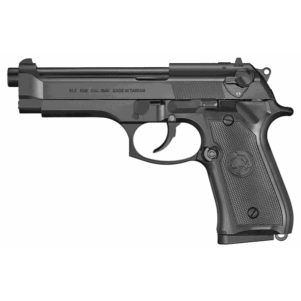 PISTOLA DE AIRSOFT ICS M9 BLOWBACK BM9 FULL METAL