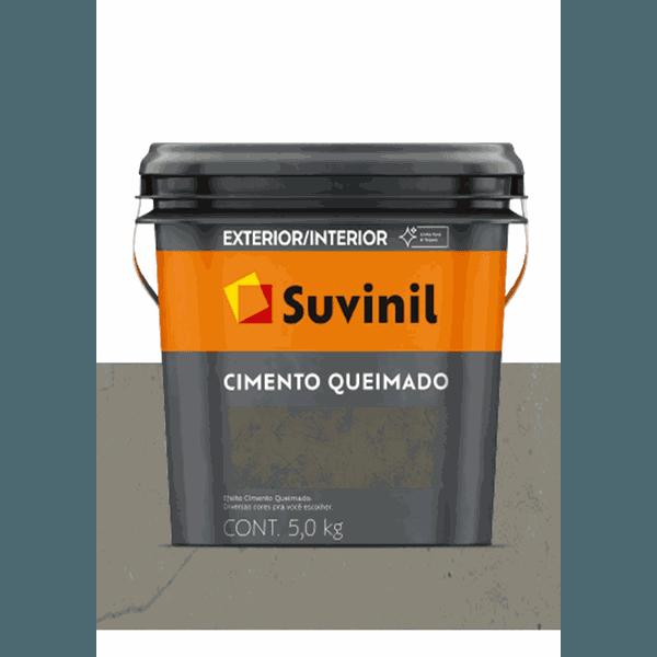 CIMENTO QUEIMADO AVENIDA EXPRESSA SUVINIL 5KG