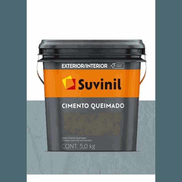 CIMENTO QUEIMADO SELVA DE PEDRA SUVINIL 5KG