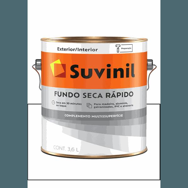 SUVINIL FUNDO BRANCO SECA RÁPIDO 3,6L