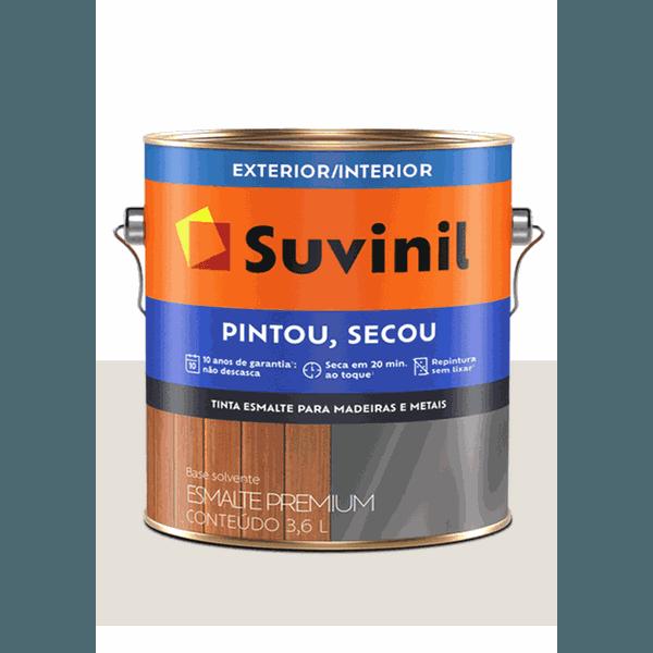 SUVINIL ESMALTE PINTOU SECOU GELO 3,6L
