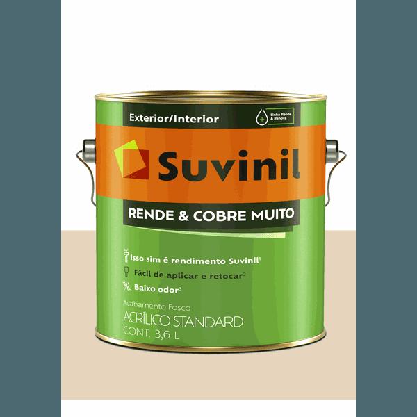SUVINIL RENDE E COBRE MUITO AREIA 3,6L