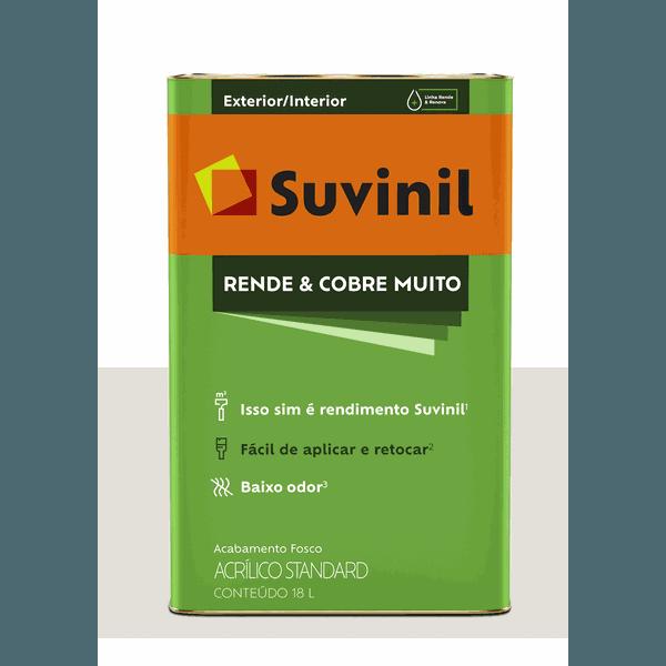 SUVINIL RENDE E COBRE MUITO GELO 18L