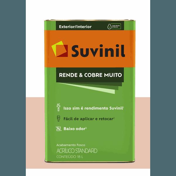 SUVINIL RENDE E COBRE MUITO PESSEGO 18L
