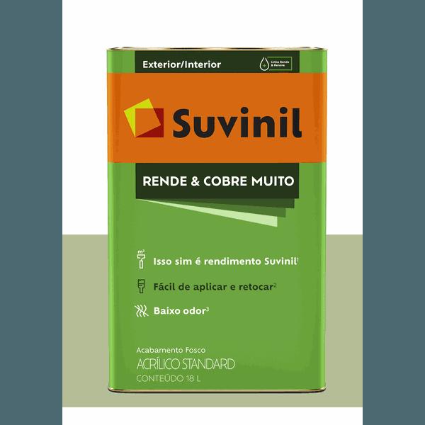 SUVINIL RENDE E COBRE MUITO UVA VERDE 18L