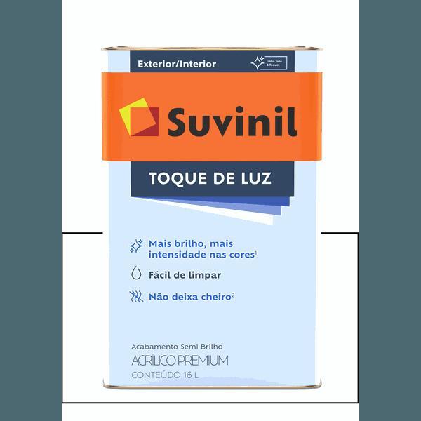 SUVINIL SEMIBRILHO TOQUE DE LUZ BRANCO 18L