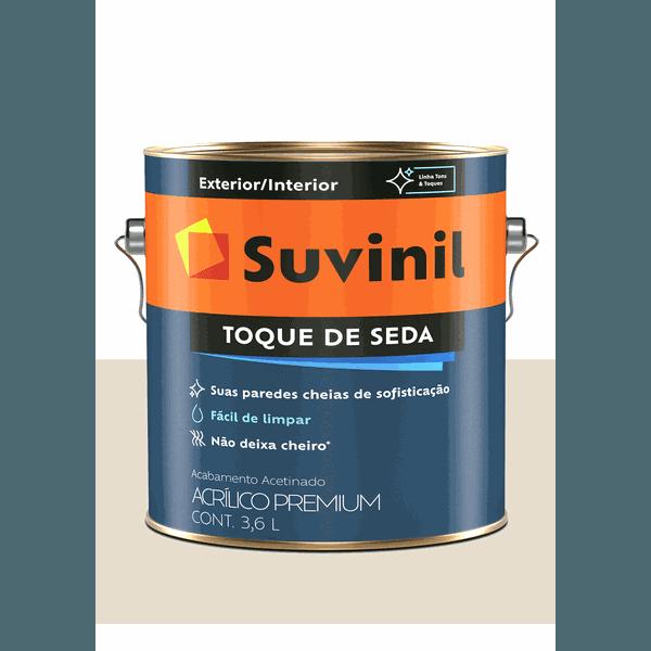 SUVINIL TOQUE DE SEDA PALHA 3,6L