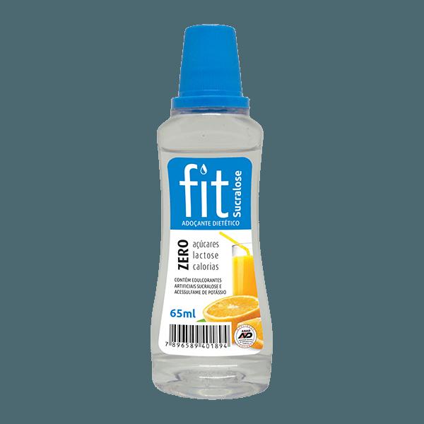 Adoçante Fit Sucralose 65ml Stevita