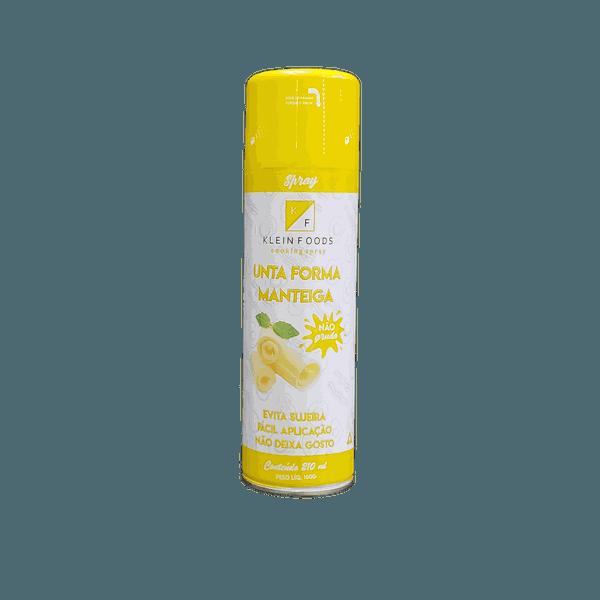 Unta Forma Manteiga Spray Klein Foods 210ml