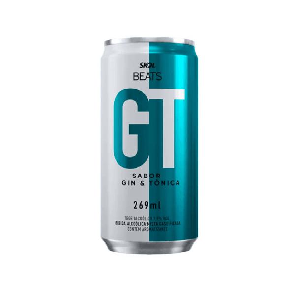 Cerveja Skol Beats GT 269ml
