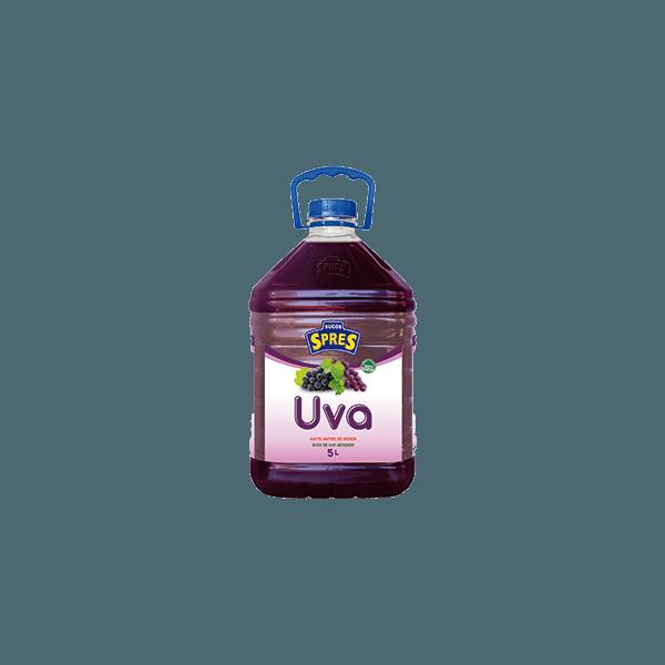 Bebida com suco 5l
