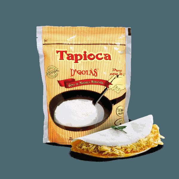 Goma Pronta Tapioca