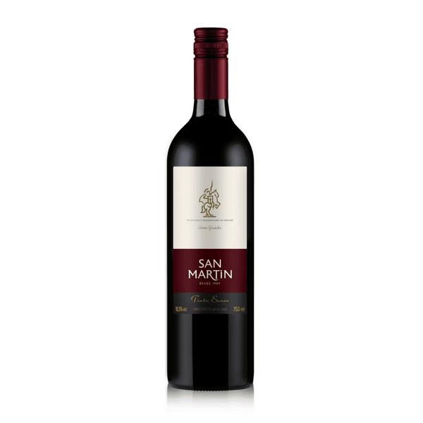 Vinho San Martin Tinto Suave 750ml