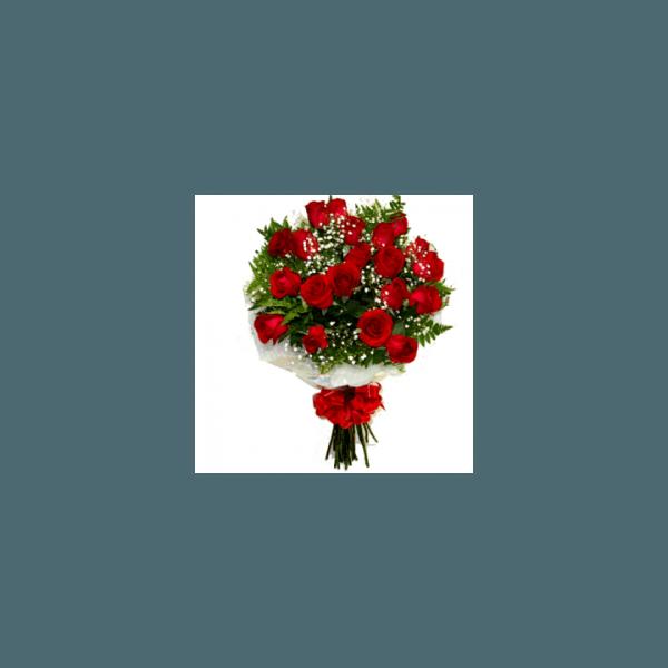 Buque Com 20 Rosas
