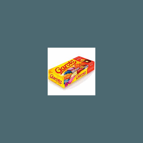 Caixa Bombons Garoto 400g