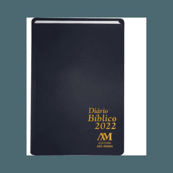 Diário Bíblico 2022- Ave Maria Azul