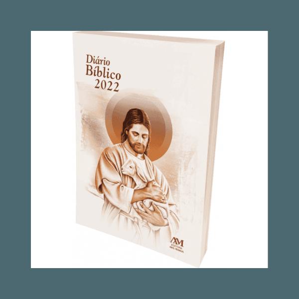 Diário Bíblico 2022 - Brochura - Jesus