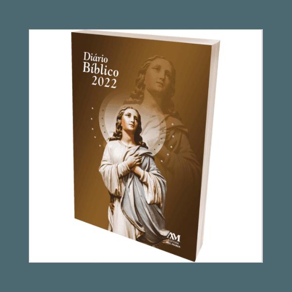 Diário Bíblico 2022 - Brochura - Maria
