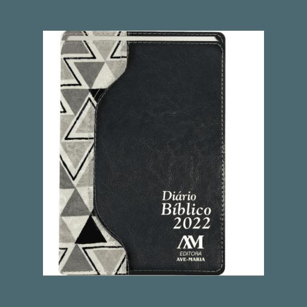 Diário Bíblico 2022 - Luxo -Preto