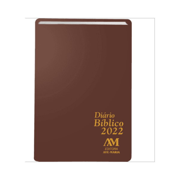 Diário Bíblico 2022- Ave Maria -Vinho