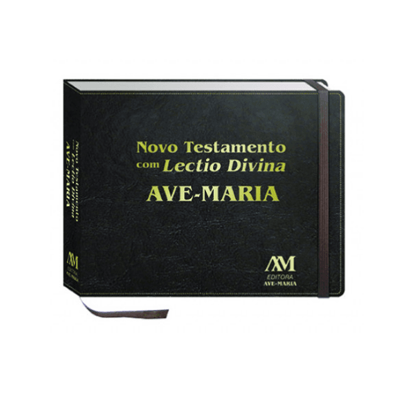 Novo Testamento Com Lectio Divina - Ave-maria