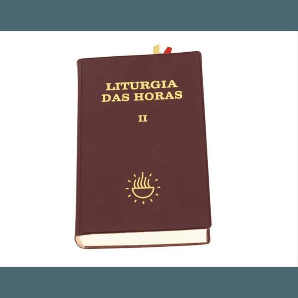 Liturgia das Horas Vol. II