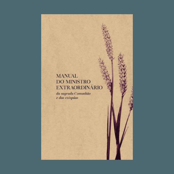 Livro : Manual do Ministro Extradiornário