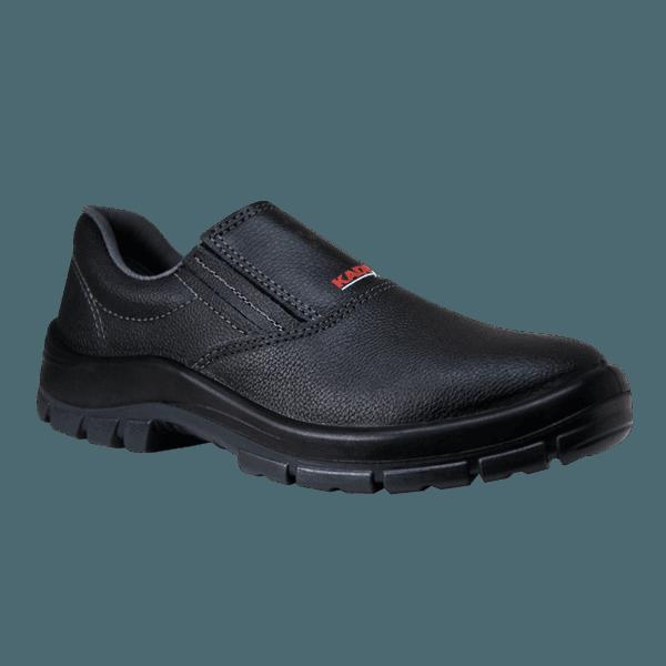Sapato com Elástico Kadesh Flex Bico de Plástico